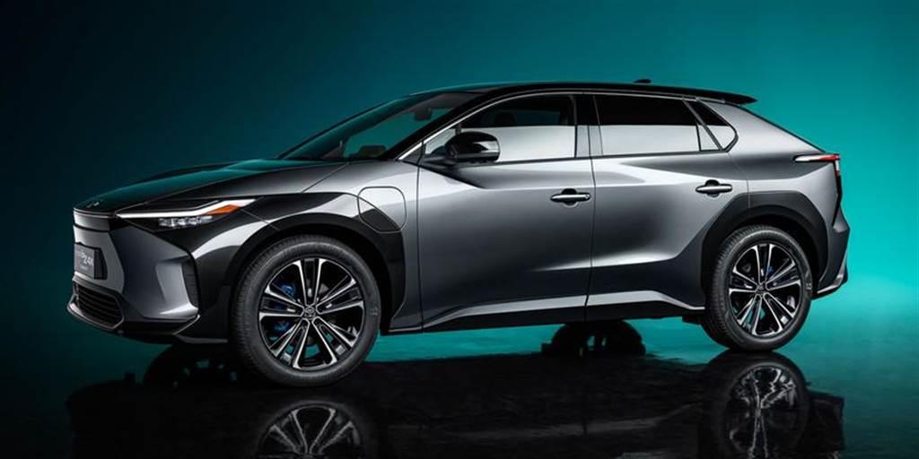 電池黑科技?Toyota 宣稱 bZ4X 電動休旅十年後仍可保有 90% 電池容量(圖/DDCar)