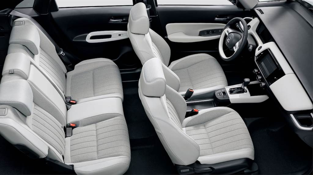 HOME汽油版調降2萬為 74.9 萬、e:HEV 12月上市,Honda FIT 第四代正式發表(圖/CarStuff)