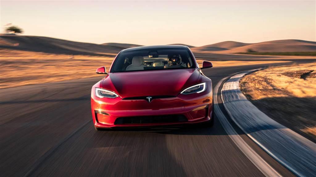 原廠未改特斯拉 Model S Plaid 稱霸紐柏林,創量產電動車最快圈速新紀錄(圖/DDCar)