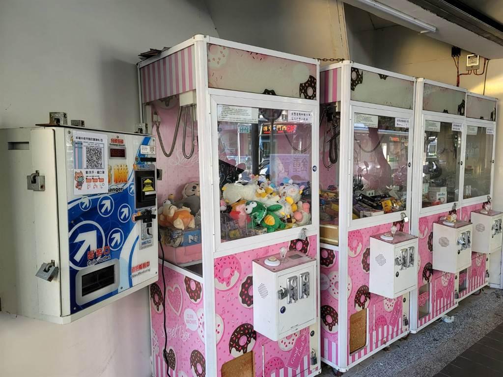 夾娃娃機店不受疫情影響持續展店,今年截至6月份,全台有超過9000家夾娃娃機店。(圖/住商機構提供)
