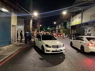 約談判遭仇家駕車衝撞、追砍 蘆洲男倒臥血泊亡