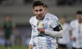 世足資格賽》破歷史 梅西轟3球超比利成南美進球王