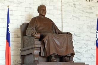 民進黨要拆中正紀念堂蔣銅像?他一句話酸爆:怎麼可能