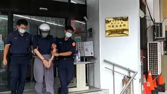 出獄5天又想吃牢飯 男持刀挾銀行女行員搶錢遭起訴