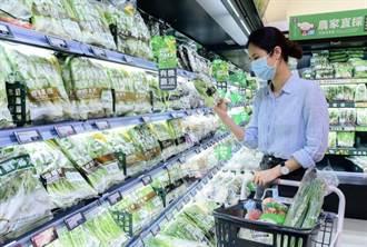 因應璨樹颱風來襲 全聯蔬菜提高2倍貨量 泡麵、水增2至3成