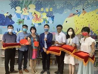 疫情影響弱勢學童增 春雨文教基金會募款助學