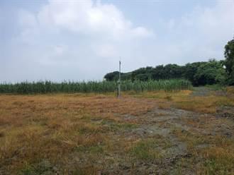 治極端氣候淹水 水利署在雲林借農田作臨時滯洪區