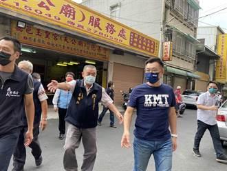 藍營黨主席選戰 江啟臣:黨務工作要無縫接軌