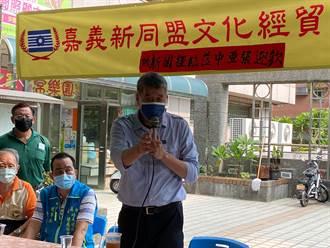 「兩岸越敵對民進黨越高興」 張亞中走訪眷村談選黨主席目標