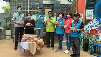 前立委募資採購10萬個口罩 捐贈南投縣189家公私立幼兒