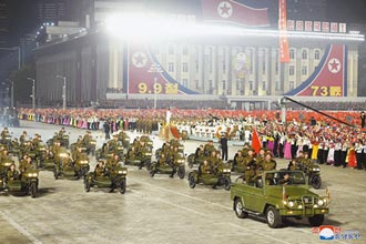 北韓建國73周年 習近平致賀電