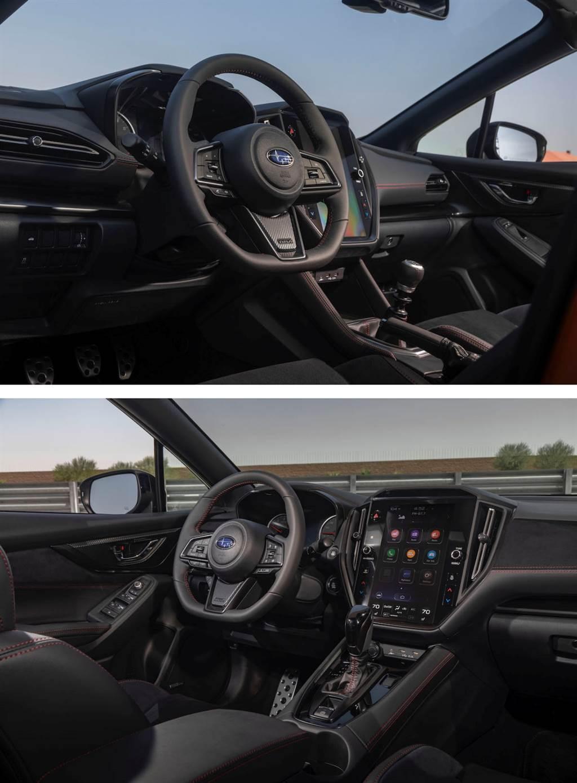 更嗆辣的硬皮鯊 第五代Subaru WRX北美亮相(圖/CarStuff)