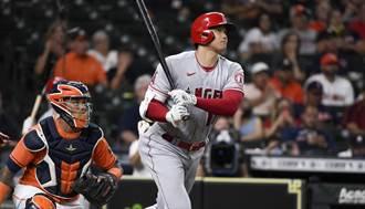 MLB》大谷翔平44轟出爐 先發3.1局狂失6分退場