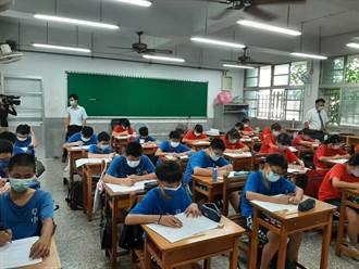 線上教學效果如何?南投縣國中小近8000學生學力檢測