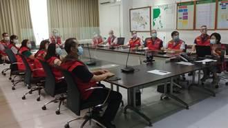 璨樹來襲 守住護國神山群 竹科管理局成立應變中心