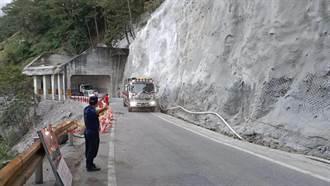中橫公路預警性封路 大禹嶺至太魯閣下午5點起只出不進