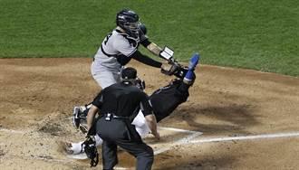 MLB》洋基苦吞7連敗 3次低級失誤讓人臉色發青