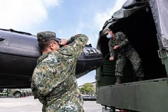 燦樹颱風逼近 3.1萬國軍待命