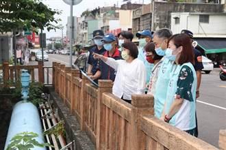 防璨樹挾帶豪雨 嘉義市預防性布設16台抽水機
