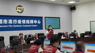 璨樹颱風威脅加劇 桃園先安置復興5洗腎患者