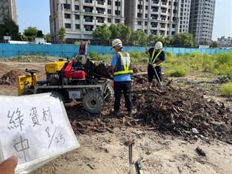 推動就地破碎廢資材 中市減燒稻草抗空汙