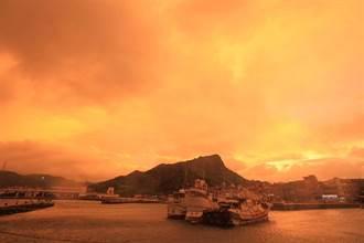 璨樹來襲!綠島蘭嶼陣風上看14級 氣象局:越晚風雨越強