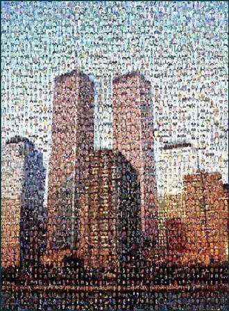 911恐攻20年》已哭 一張照片紀念911事件近3000條靈魂