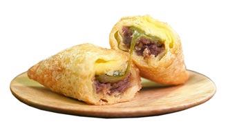 美.味.速.食-日本「喝的點滴」入饌 全球首款甜味米漢堡誕生