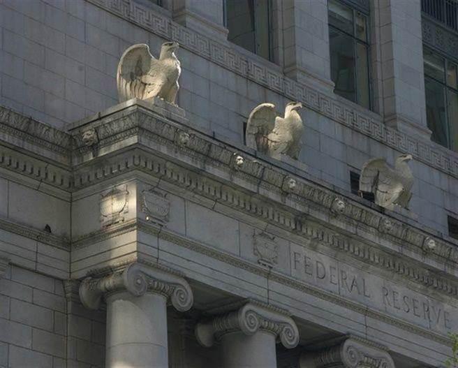 美媒爆料,聯準會將在11月開始減少購債(Taper)。(美聯社)