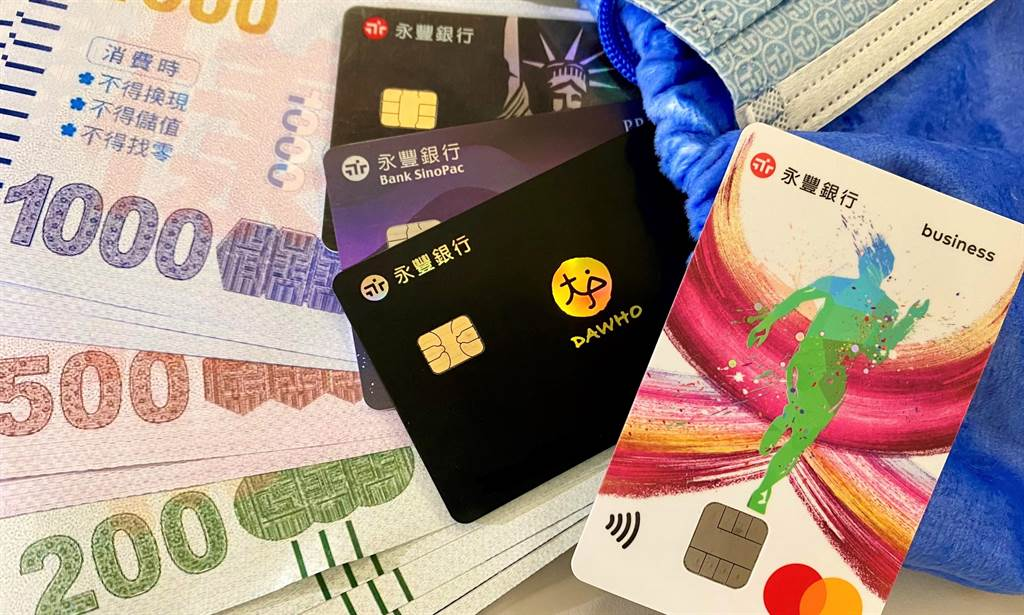 經濟部為推廣數位券,今年訂下至少2成、400萬人的目標。