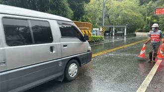 中颱璨樹影響減緩 中橫、蘇花路廊解除封路