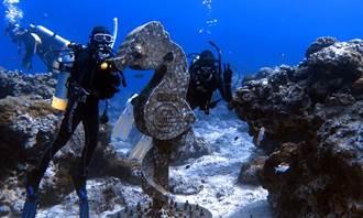 台東大學海洋遊憩探索課程 師生「潛」進綠島開擴視野