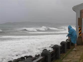 璨樹漸離陸警解除!估深夜解除海警 明兩地防大雨