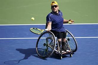 美網》輪椅球王爭奪金滿貫 只差最後一勝
