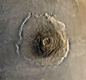 太陽系最大的火山、幽靈山丘... 火星8大奇景一日遊