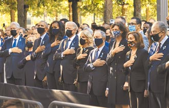 拜登悼念死難者 籲團結是最強大力量
