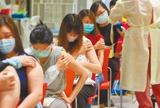 第九輪開打BNT 高端第2劑同步接種