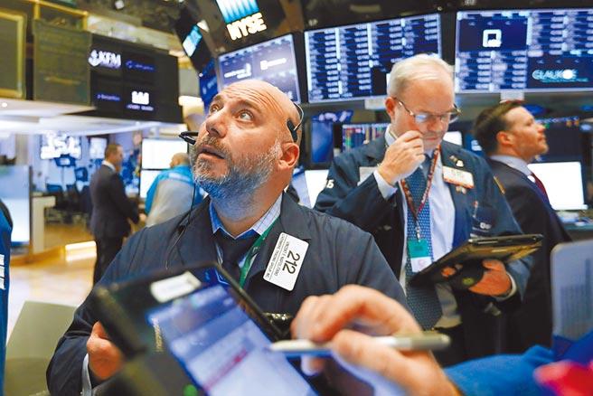 受利空波及,市場擔憂美股強漲態勢,將告一段落。圖/美聯社