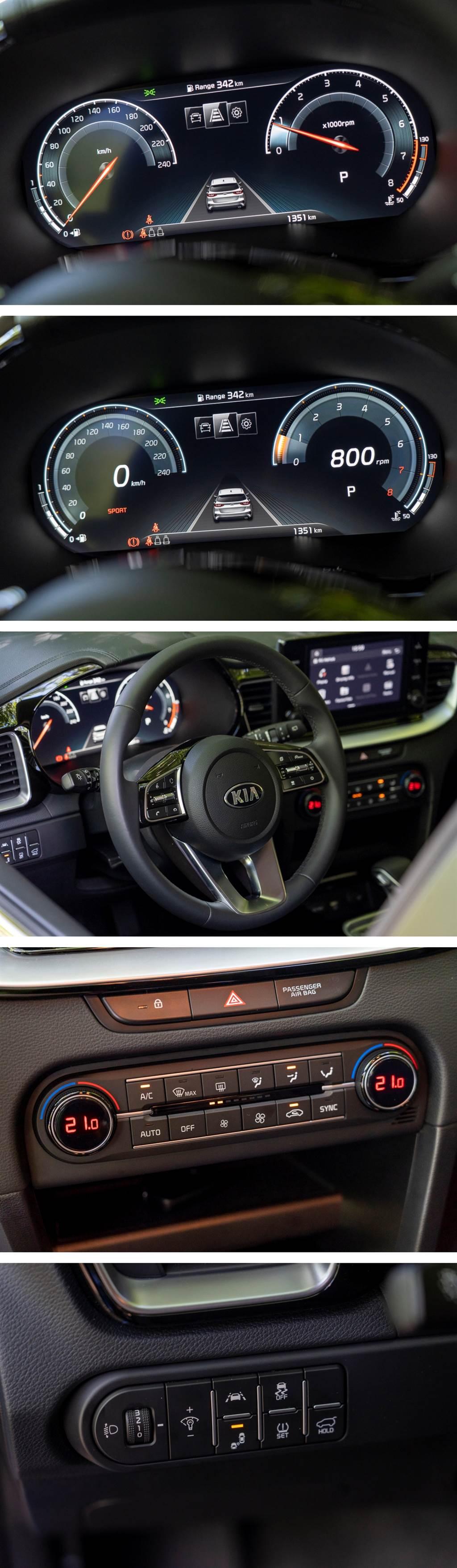 擁有純正歐系血統的高機能轎旅 KIA Ceed Sportwagon試駕(圖/CarStuff)