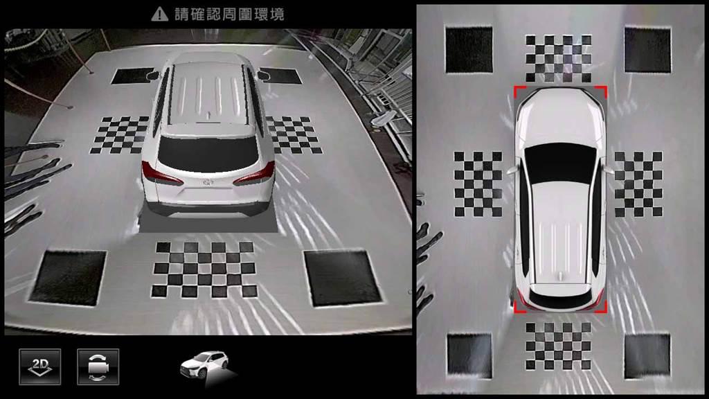 標配TSS 2.0智動駕駛輔助系統、PVM環景影像輔助系統、VSC車輛穩定控制系統、TRC循跡防滑控制系統、HAC上坡起步輔助系統、ACA主動過彎輔助系統等多達33項主被動安全配備。(圖/TOYOTA提供)