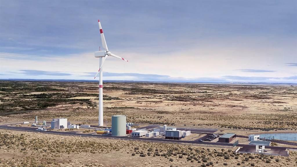 保時捷和西門子能源以及多家跨國企業聯手合作,在智利的蓬塔阿雷納斯(Punta Arenas)興建可產製幾近碳中和燃料的綜合商業化工廠。(圖/Porsche提供)