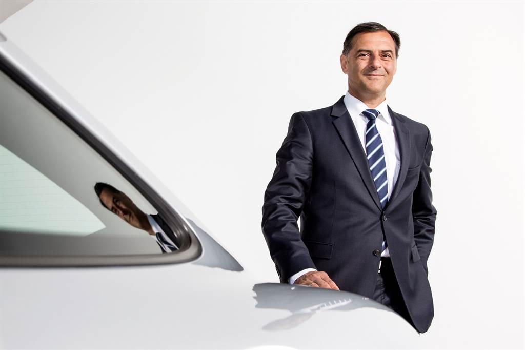 保時捷研究與發展執行董事會成員Michael Steiner表示:「保時捷有明確的永續發展策略,希望最早於2030年之前達成完全碳中和。」(圖/Porsche提供)