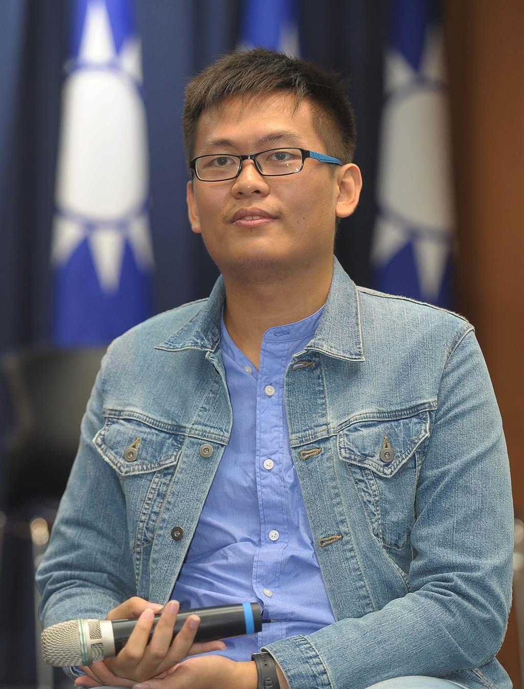 印尼電文案國民黨4人判賠 藍營青年狠批:法院是民進黨開的。(報系資料照)