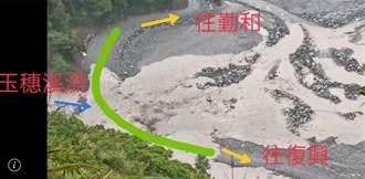 8亳米雨沖毀明霸克露橋?公路總局揭搶通19天又斷關鍵