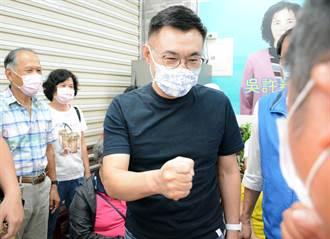 江啟臣引韓國瑜名言 承諾找回兩岸共識