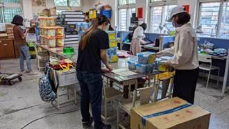 百位幼兒及家長隔離 新北送162份玩具到防疫旅館
