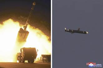 北韓試射新型長程巡弋飛彈 官媒:命中目標