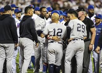 MLB》洋基、大都會爆發衝突 林鐸怒轟三響炮