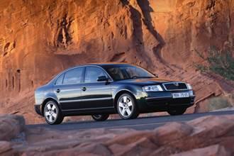 Skoda慶祝現代化Superb回歸市場20週年 全球累積150萬位車主