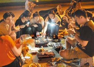 北巿河濱公園禁烤肉 全台中秋怎麼烤看這裡